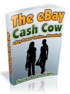 Product picture The eBay Cash Cow
